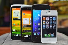 Smartphone buyer's guide lineup // I want to get a HTC One X