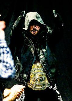 A. J. Styles Campeón de IWGR