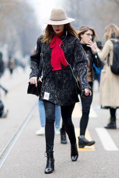 Street Style Milán. Día 2
