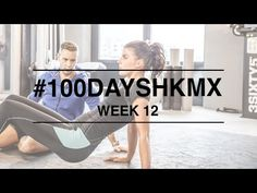 Week 12 #100daysHKMX challenge. Weekly workout video's with Manon and Guy to get fit and in shape. Manon tells you all about her healthy lifestyle on MonStyle!