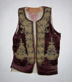 Embroidered Vest, Gjirokastra Ethnographic Museum, Albania | by David&Bonnie