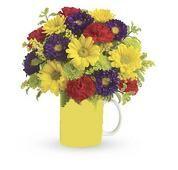Hooray for Birthday by @1stinflowers.com #birthday #flowers