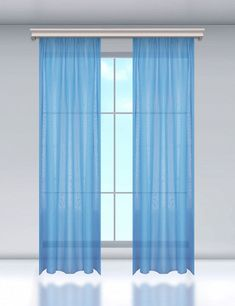 «Clic»-Vorhang 1 Stück, 200 x 240 cm, weiss Curtains, Home Decor, Mise En Place, Cheap Bathroom Remodel, Traditional Bathroom, Gliders, Blinds, Interior Design, Draping