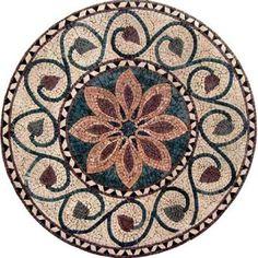 Mozaik Göbek & Bordür / Stone Age / Taş Çağı