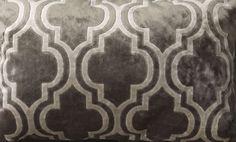 Marokańska koniczyna. Wzór tkaniny z gamy Novelle.
