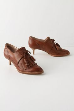 fortnight oxfords, anthropologie