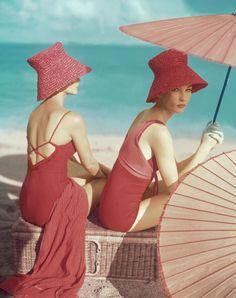 Photo Louise Dahl-Wolfe for Harper´s Bazaar