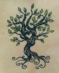 Tree of Life tattoo - Tattoos and Tattoo Designs