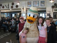 Disney World Master Character Meet and Greet List « Kennythepirate Blog