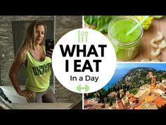 What I eat in a day : Une journée avec moi en mode sport , balade et famille ! - YouTube