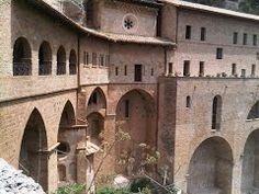 A Subiaco il Sacro Speco di San Benedetto, Patrono d'Europa Panoramio - Photos of the World