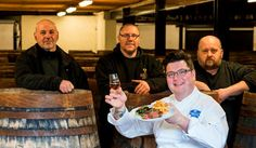 The Macallan :: MasterChef Winner Toasts Launch of New Scotch Beef Campaign :: 2nd February, 2015