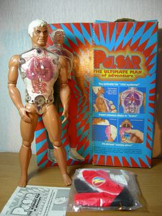 Pulsar by My Toy Museum, via Flickr