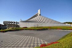 Los impresionantes edificios del arquitecto japonés Kenzō Tange