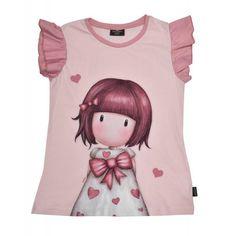 Tricou copii Gorjuss Little Heart Fashion, Moda, Fashion Styles, Fashion Illustrations