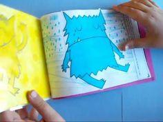 La couleur des émotions - YouTube Petite Section, Kindergarten Colors, Emotional Child, Les Sentiments, Crafty Kids, English Lessons, Monster, Pre School, Activities For Kids