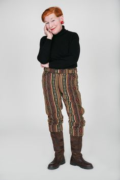 """4 Feisty Senior Style Stars School Us #refinery29  http://www.refinery29.com/mature-fashion#slide16  Alice Carey, 65, writerMy style in three words: """"Vintage, masculine, and plain.""""Who or what has been the biggest influence on the way you dress? """"Well, I think it's more profound than that. I'm Irish. I was raised in Ireland and its bad climate. The men wearing tweed jackets always impressed me. Tweed is great because tweed repels the rain. At some point in and around the '80s, I got a ..."""