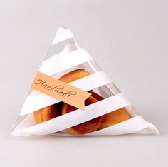 20 x Cookies bags / White stripe OPP plastic bags (Medium size)/ gift bags/ bridesmaid bags/ favor bags/ candy bags/ wedding favor bags