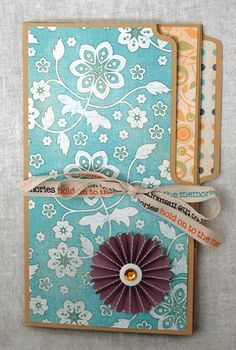 Altered Manila Envelopes   Part 1 How to make a 8x5 pocket mini album template by Anne Rostad