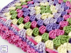 Fiber Flux: Free Crochet Pattern...Vintage Granny Bonnet!