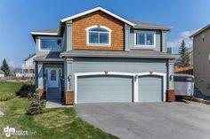 12275 Silver Spruce Cir, Anchorage, AK 99516. 4 bed, 3 bath, $585,000. Luxury living with R...