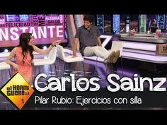 038 Ejercicios para los Brazos y los Abdominales con Sillas con Carlos Sanz (23_06_15