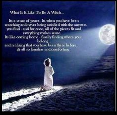 Wiccan Quotes On Life | Uploaded to Pinterest