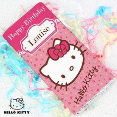 4701c8421 Hello Kitty Floral Chocolate Bar Christmas Stocking Fillers, Christmas  Gifts, Hello Kitty Gifts,