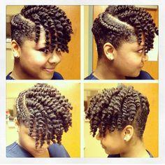 Natural Hairstyles For Thin Edges Instagram Posttampa  Florida Beautycanbraid  Pinterest