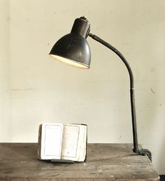 Vintage iron clamp lamp – We collect similar ones – Only/Once – www.onlyonceshop.com