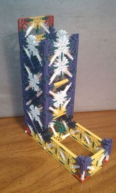 Knex Dice Tower - BoardGameGeek