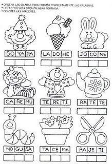 1000 images about actividades comedor escolar on pinterest for Comedor para colorear