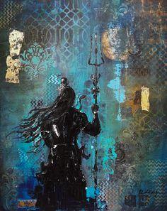 Buy Handmade Paintings, Contemporary Indian Art, Abstract Paintings, Canvas Paintings   Indian Artwork Online