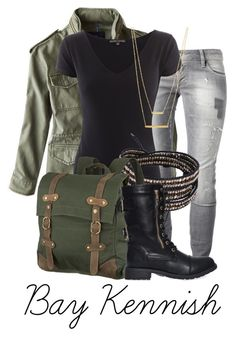 Bay Kennish - Switched at Birth by libbysfashion on Polyvore featuring Ralph Lauren, American Eagle Outfitters, Dsquared2, United by Blue, NAKAMOL and Jennifer Zeuner