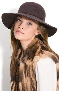 "Fashion: The ""Floppy"" Cloche Hat 1930s"