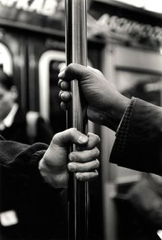 "hauntedbystorytelling: ""  Kazuo Sumida :: B Train (from the series 'A Story of the New York Subway'), 2002 """