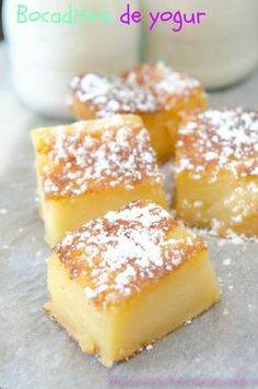 Kitchen Recipes, Gourmet Recipes, Sweet Recipes, Baking Recipes, Magic Cake Recipes, Pound Cake Recipes, Tortas Light, My Favorite Food, Favorite Recipes