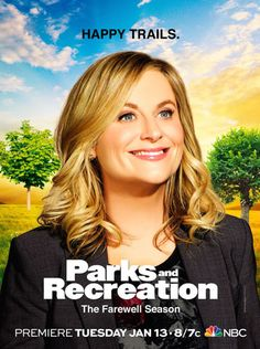 Finally finished Parks & Recreation yesterday.  I love the series so much! April 1, 2016 Monday