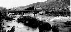 Lady Gray Street Bridge 1905