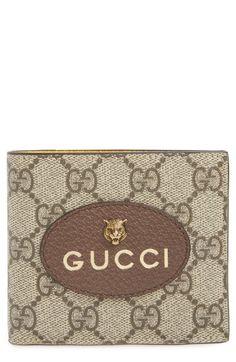 50e8dfce67da GUCCI Neo Vintage Wallet. #gucci #