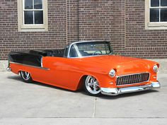 1955 Chevrolet Bel Air Convertable