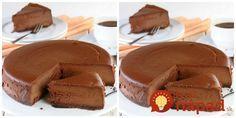Táto čokoládová torta valcuje internet: Bez varenia, bez pečenia a zatieni aj pečený cheesecake! Snack Recipes, Cooking Recipes, Snacks, Sweet Desserts, Delicious Desserts, Swiss Roll Cakes, Ice Cream Candy, Mini Cheesecakes, Cheesecake Recipes