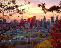 Open Markets to an Underground City: 10 Top Montreal Attractions: 2. Mont Royal Summit