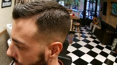 What do you think of that fade??#men #art #hair #barber #inspiration  #hairstyle #love #tbt #me #creative #passion #picoftheday  #barbershopconnect #traditional #barberlife  #behindthechair #tattoo #hairoftheday #sickestbarbers #cool  #menwithstyle #follow #followforfollow #barberlove #insta #hairofinstagram #instafollow #barbershop #athens #greece