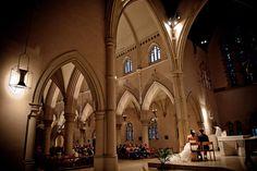Brisbane Wedding Photographer Ceremony-Cathedral of St Stephen