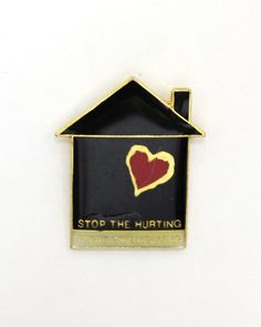 Stop The Hurting Start The Healing Hat Pin or Lapel Pin Hat Pins, Lapel Pins, Healing, Store, Hats, Ebay, Hat, Storage, Therapy