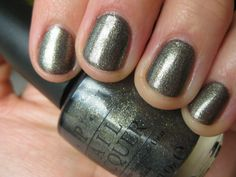 OPI The Amazing Spiderman Collection: Number One Nemesis