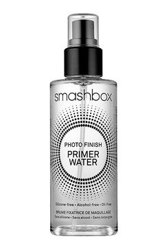 What's Selling Out At Sephora, Net-A-Porter, & More #refinery29  http://www.refinery29.com/best-selling-beauty-products#slide-26  The very notion of Primer Water is appealing. When it is silicone-, alcohol-, and oil-free, though, it's an instant audience favorite.