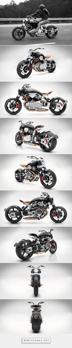 Confederate Motorcycles Hellcat