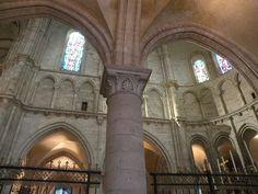Église Saint-Nicolas-Saint-Lomer de Blois. Centre
